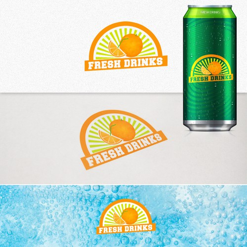 Fresh Drinks needs a new logo
