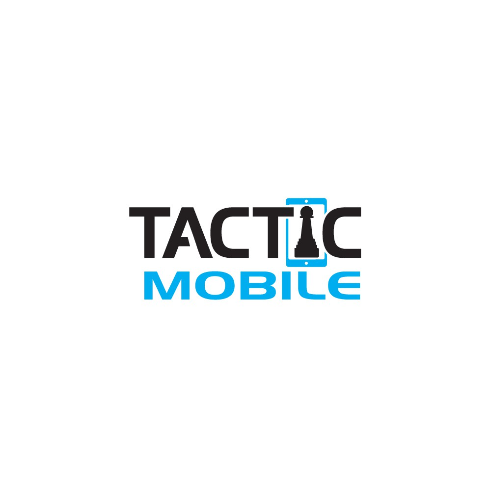 Create a logo for a thought leader in mobile technology that will be seen by millions of people