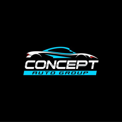 Logo Concept For CONCEPT AUTO GROUP