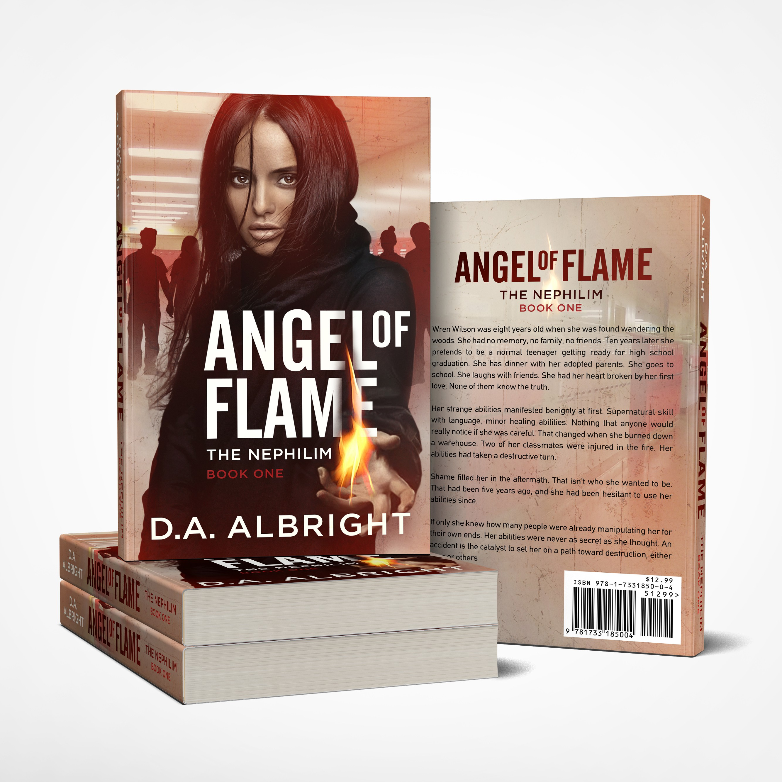 Angel of Flame