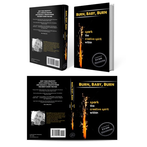 book cover & jacket for Evan Griffith