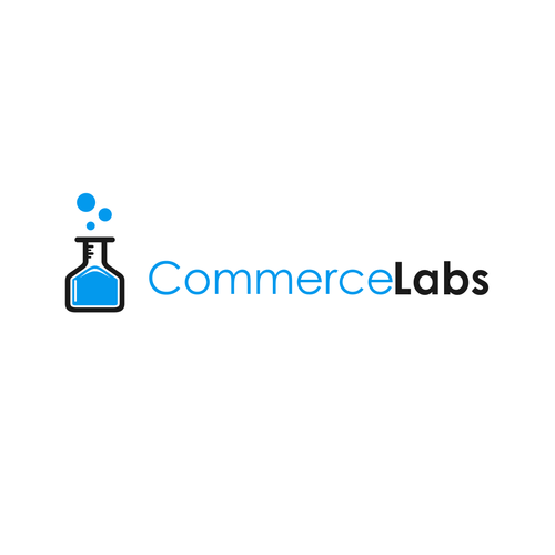 logo concept commerce lab
