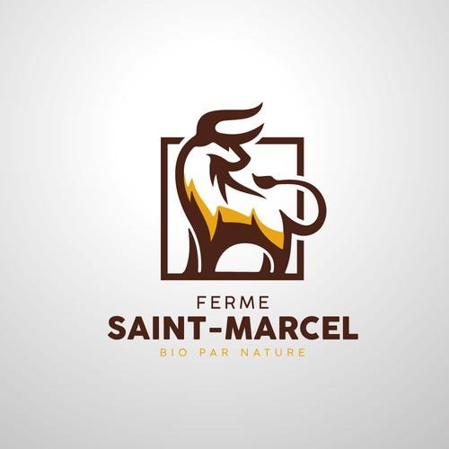 Logo Ferme saint-marcel