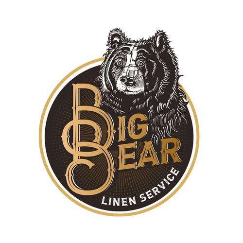 Big Bear logo design