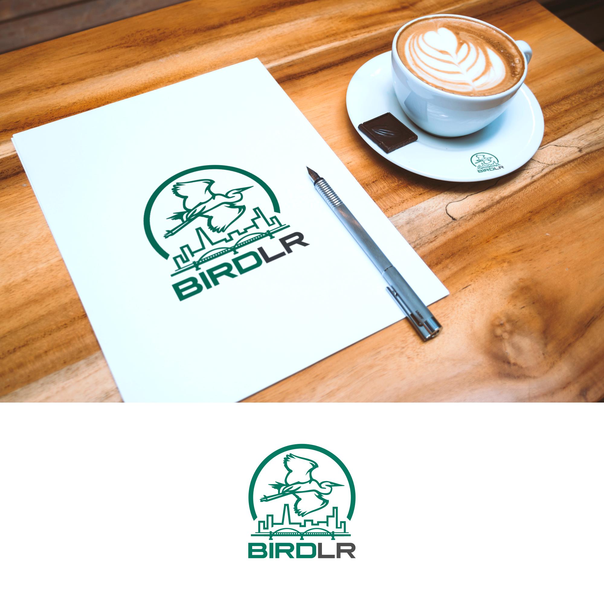 Urban Birds: create an event logo for BirdLR