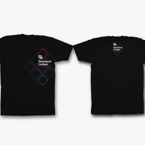 Innovative startup-friendly Tshirt design for #1 startup accounting firm in Australia