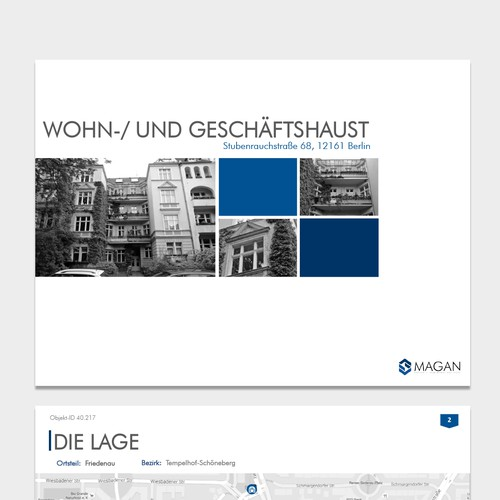 Presentation for Real Estate Company
