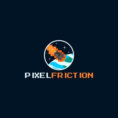 Concepto logo for a videogame company