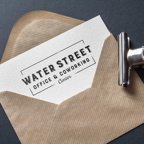Water Street Logo Design Project