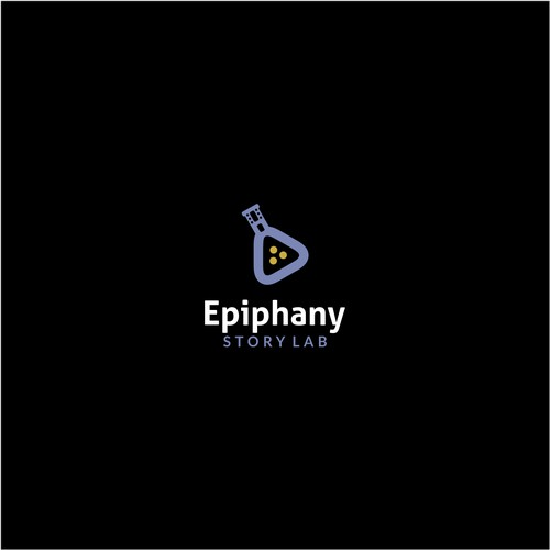 logo design Epiphany story lab