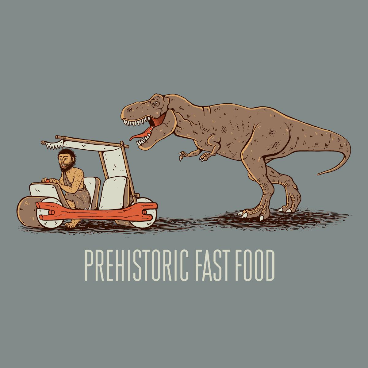 Take Out Dinosaur