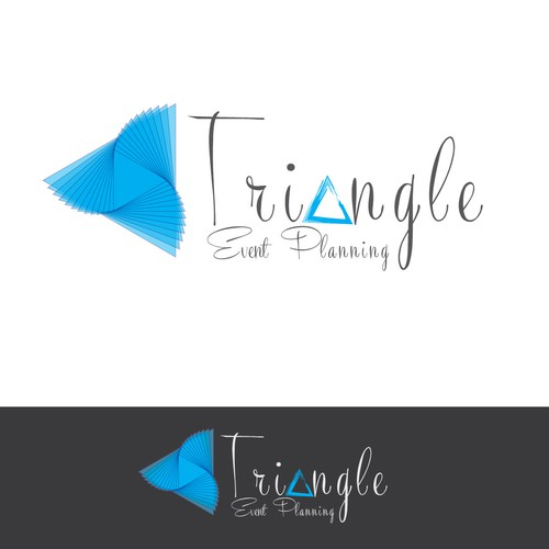 Logo design for event planning company