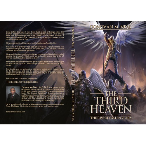 Book coverdepictingthe fall of Lucifer.