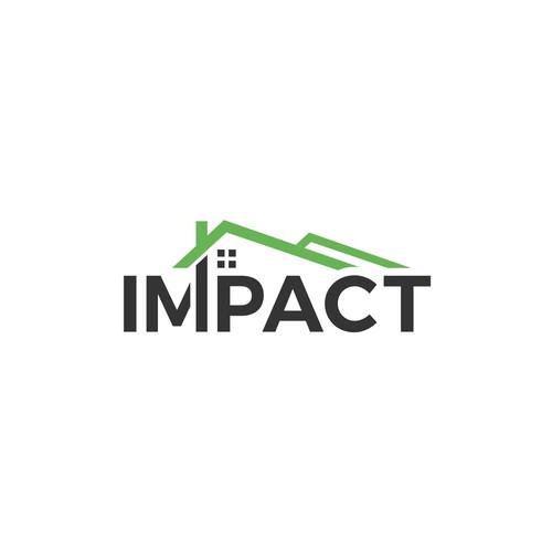 impact logo design