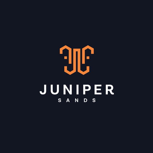 "Logo design concept for ""Juniper sands"""