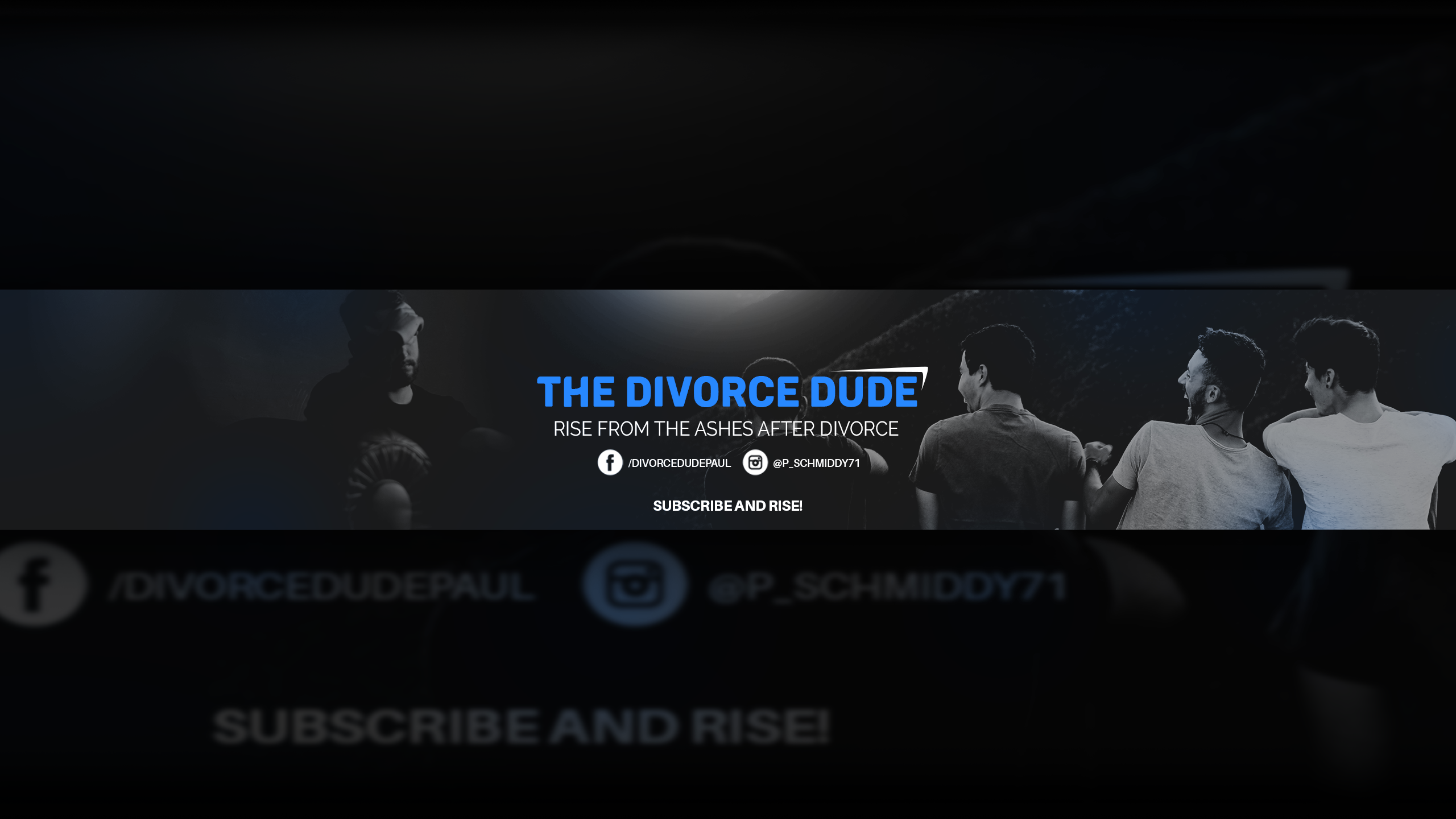 YouTube Theme For Divorced Men Page