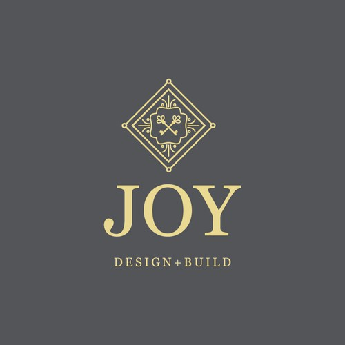logo for Luxury Home builder