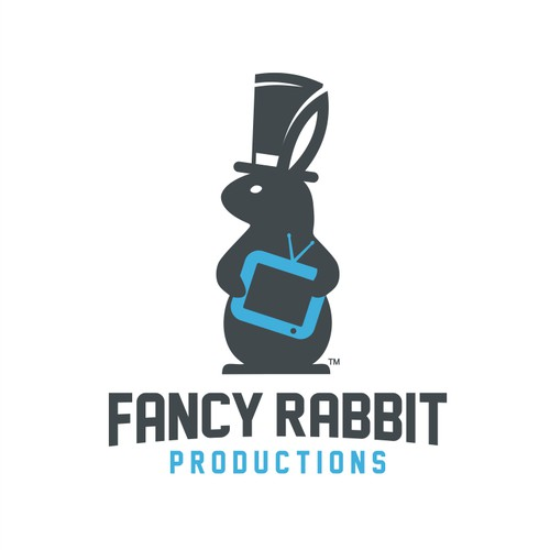 Logo for soon to be famous TV production co.