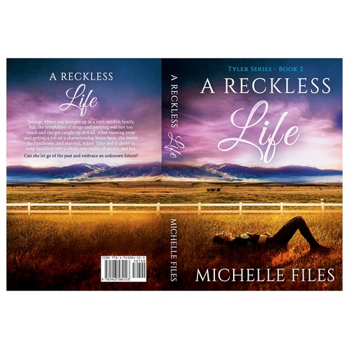 """Book cover for """"A Reckless Life"""""""