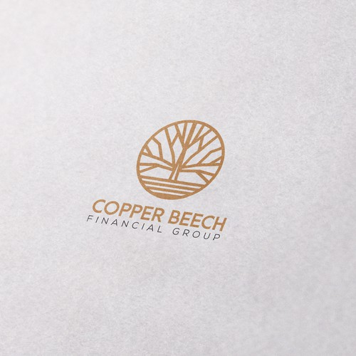 Logo for high end wealth planning firm