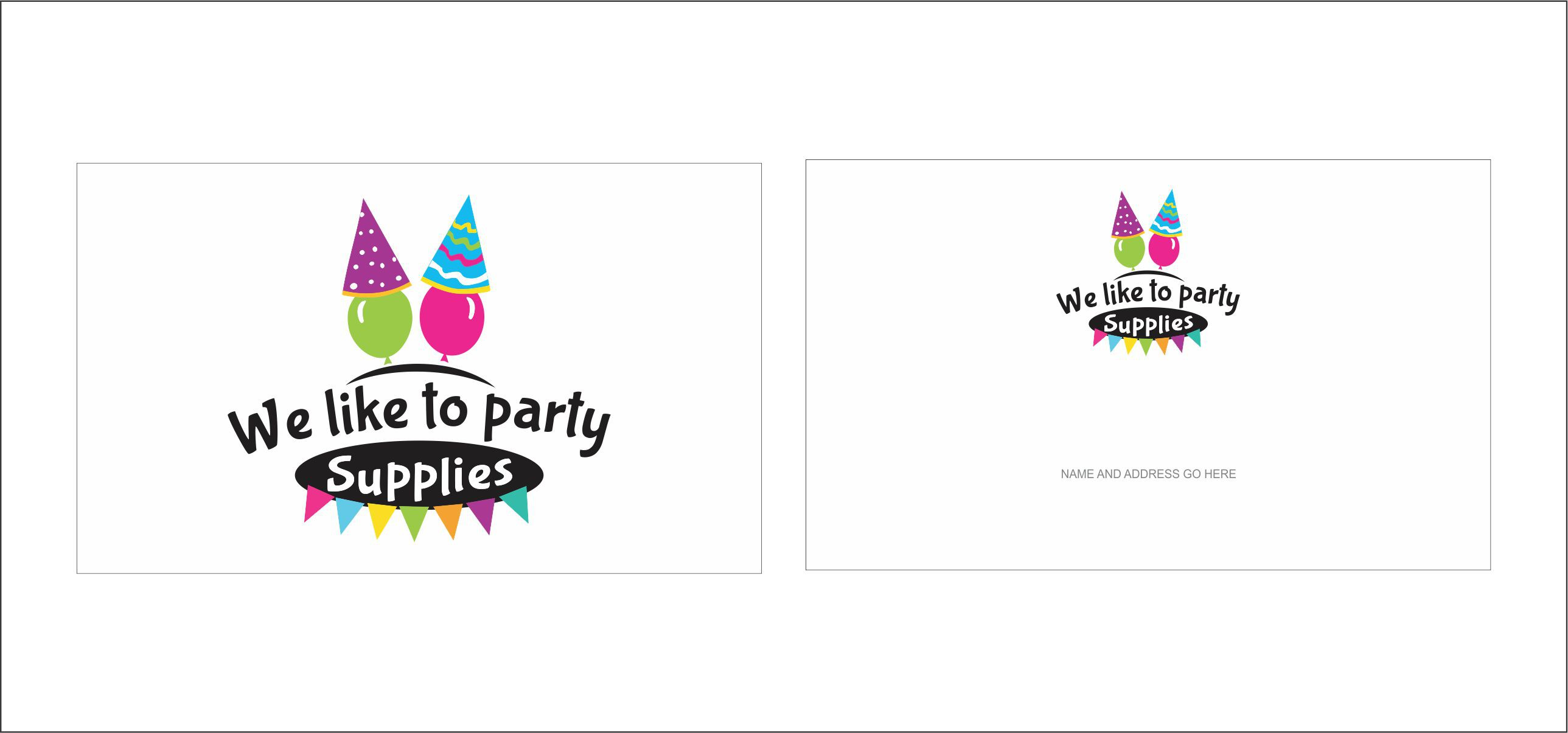 fun for parties.  (I used 99designs before my logo was Whip It Up Cake Supplies)