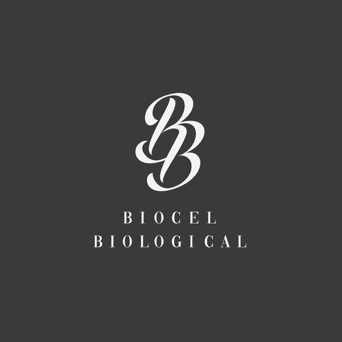 logo for high-end cosmetics company