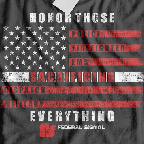 federal signal honor those