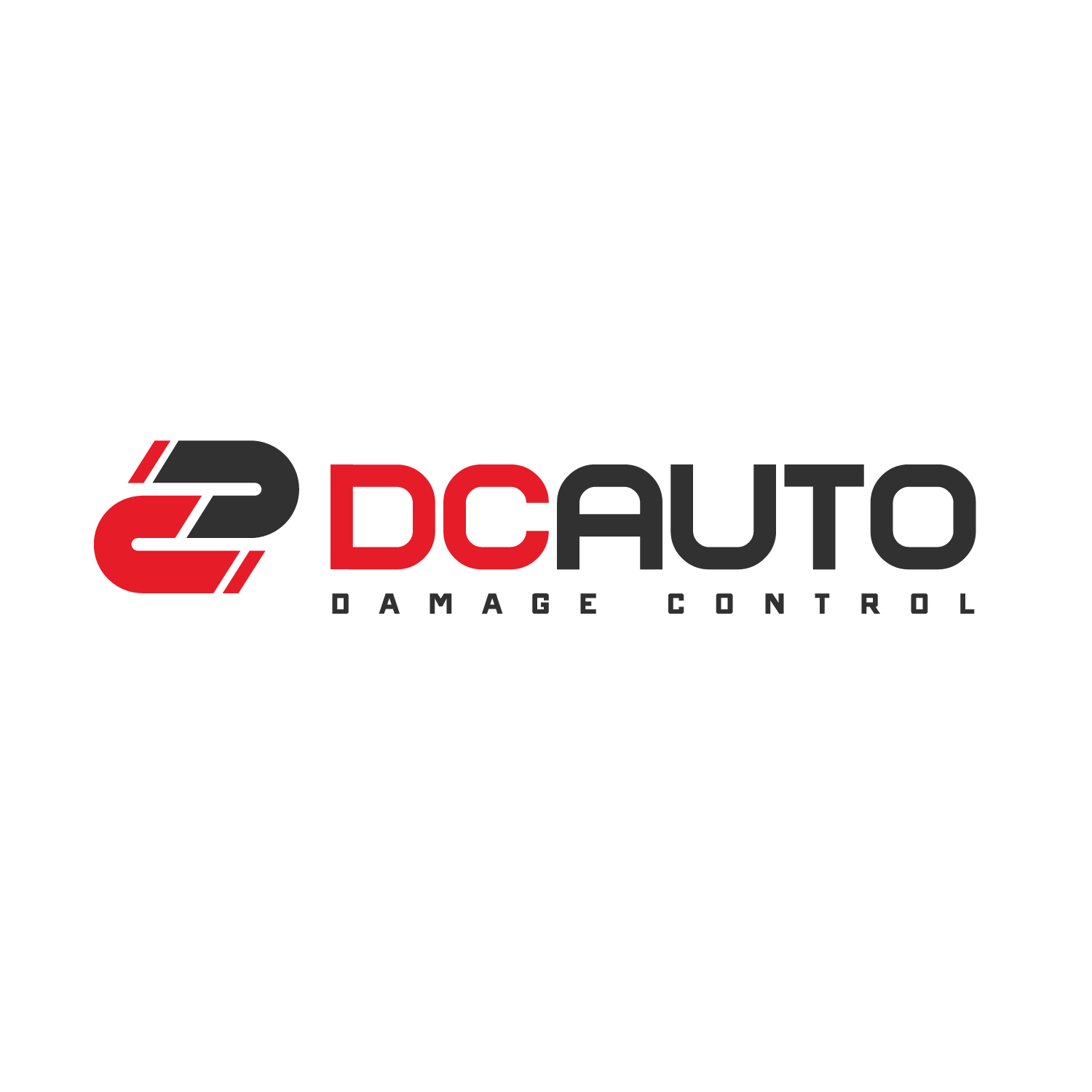 Design a bold and catchy logo for DC Auto