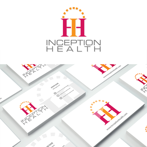 Logo for health