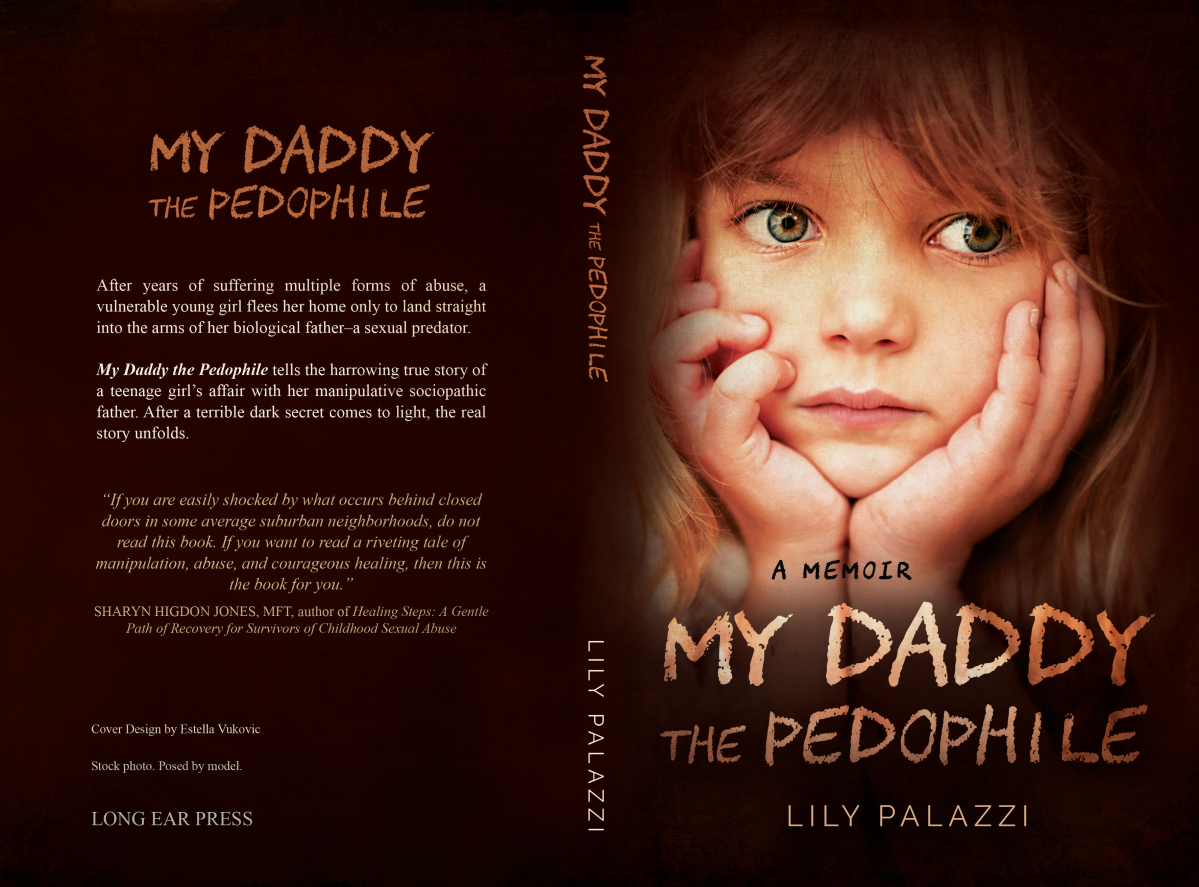 Fix My Daddy the Pedophile Back Cover