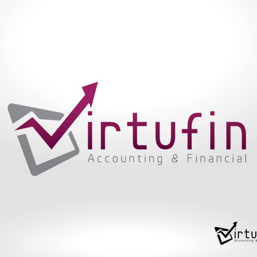 Help Virtufin with a new logo