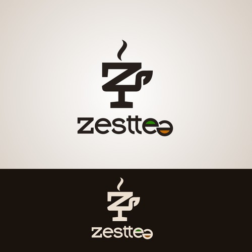 Zest Tea is preparing to ship and needs a logo!