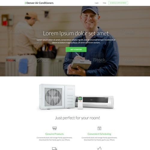 Design for Denver Air Conditioners