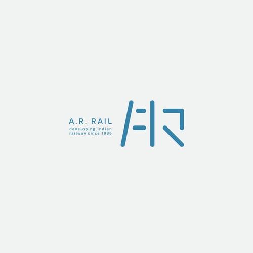 Indian railways company logo