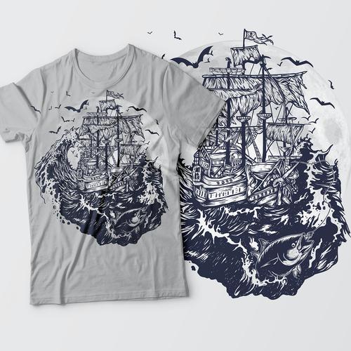 Fishing Pirate Thema