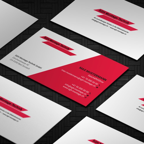 minimalist  Business Card