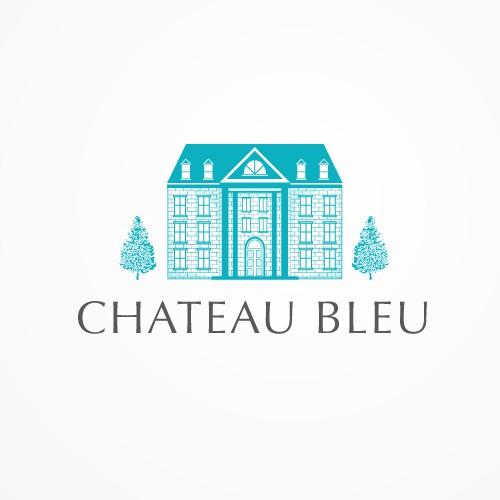 Create the next logo for Maison Bleu