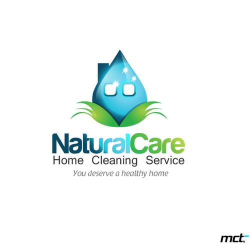 Create the next logo for Naturalcare Home Cleaning Service