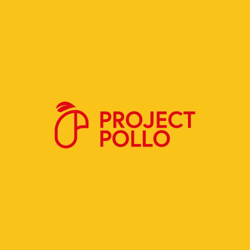 Logo Design Concept for Project Pollo - Chickenless Chicken