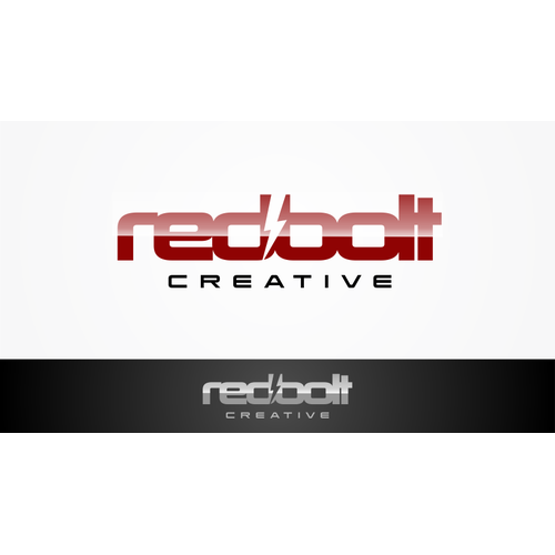 Red Bolt Creative Logo
