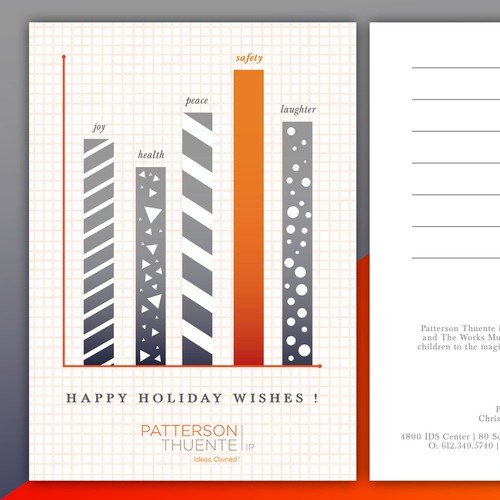 Corporate Holiday Card