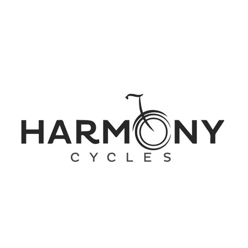 logo for Harmony Cycles