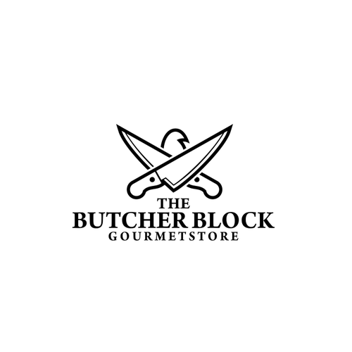 Eagle knife logo