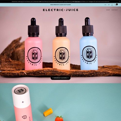 Electric Juice