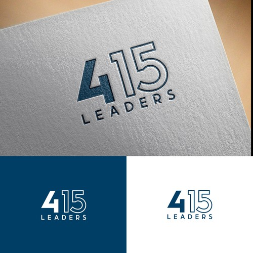 A logo for a coaching/mentoring organization that appeal to pastors.