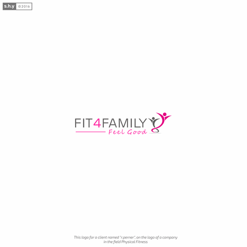 logo for FIT4FAMILY