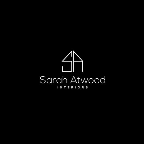 Sarah Atwood logo design concept