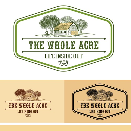 The Whole Acre farm