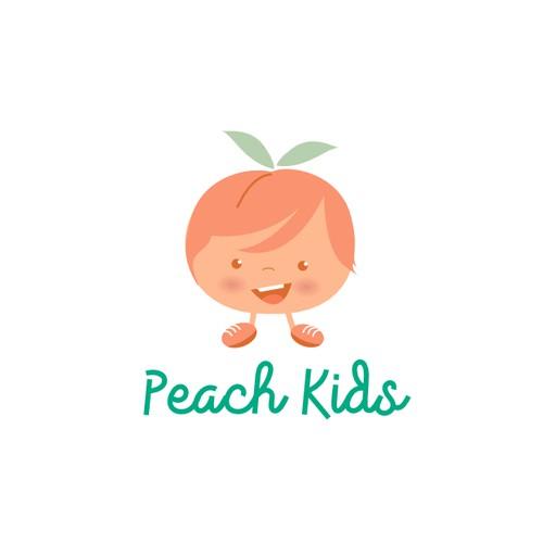 Logo for children's fashion