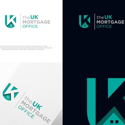 Logo for mortgage company